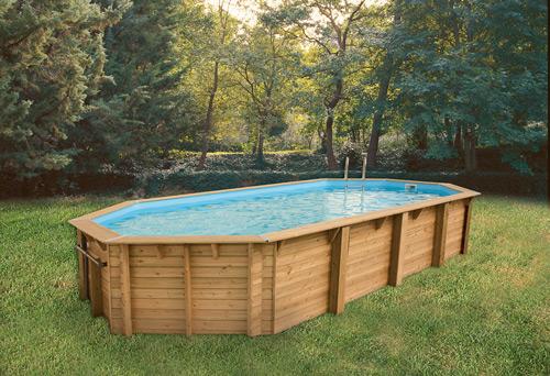 piscine bois magiline